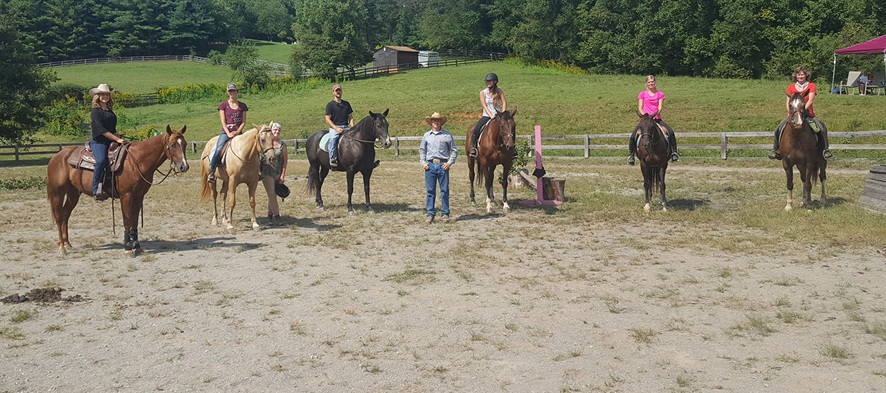 Clinics and Horsemanship Lessons